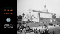 Heritage Ottawa 50 Years | 50 Stories - Aberdeen Pavilion