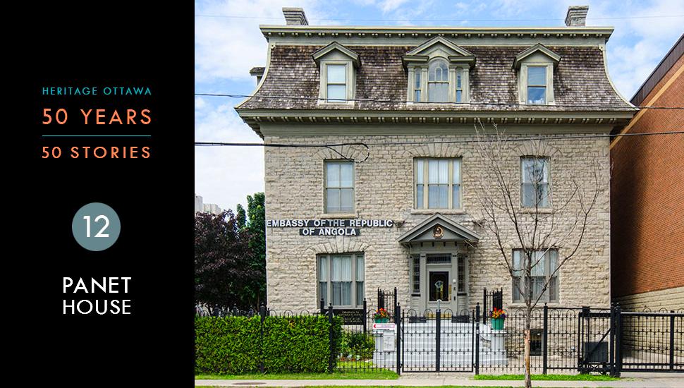 Panet House | Maison Panet