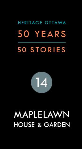 Maplelawn House & Garden | Maison et jardins Maplelawn