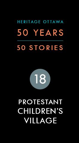 Protestant Children's Village | Village des enfants protestants