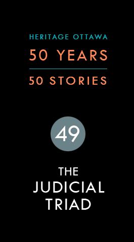 Judicial Triad | La triade judiciaire
