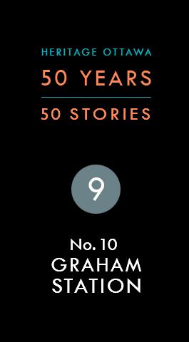 No. 10 Graham Station | Poste de Pompiers Graham No. 10