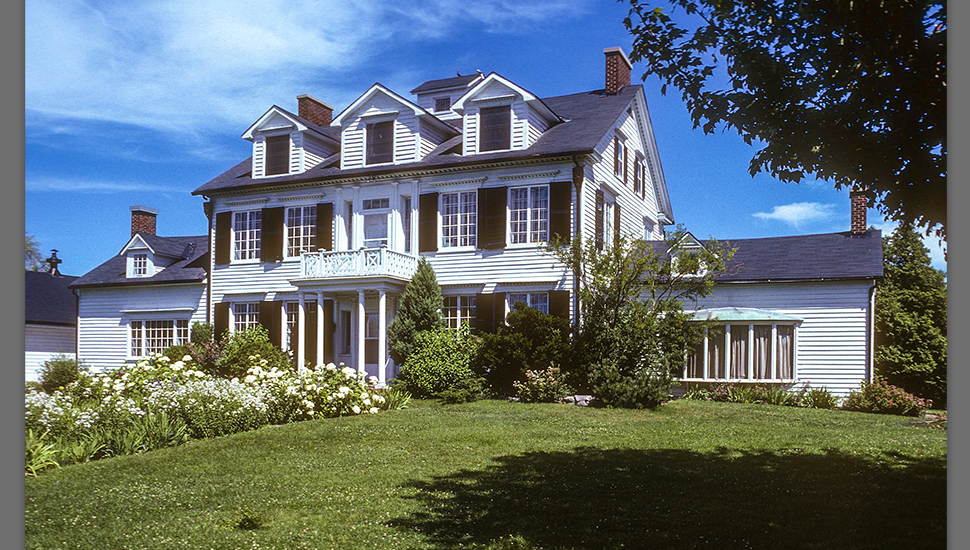 Billings House, 1979