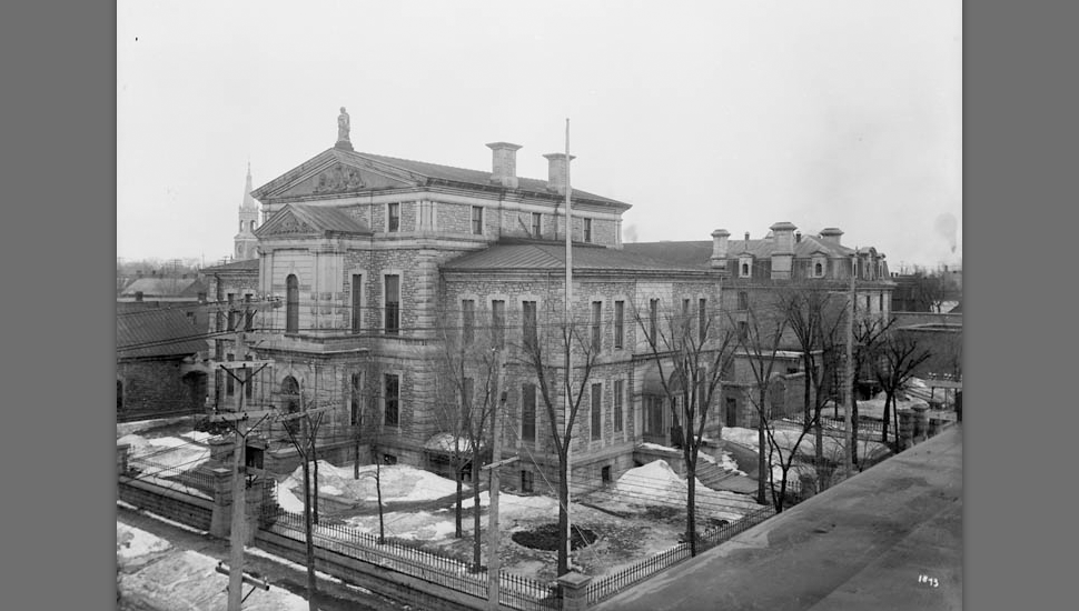 Carleton County Court House ca. 1870 - 1880