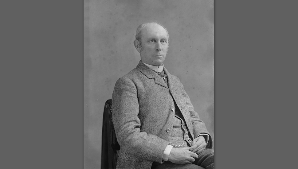 Robert Surtees, Architect, January 1895