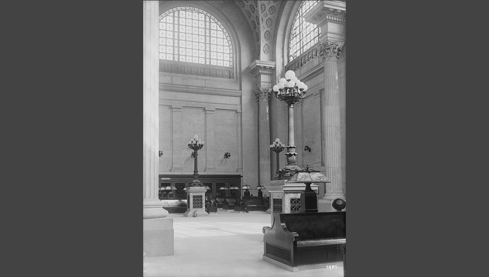 Grand Trunk Central Station, Interior