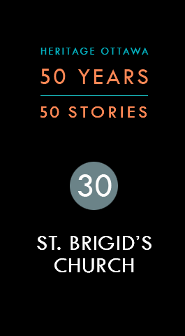 St. Brigid's Church | Église St. Brigid