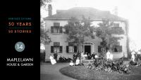 Heritage Ottawa 50 Years | 50 Stories -  Maplelawn