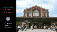 Heritage Ottawa 50 Years | 50 Stories - ByWard Market Building