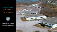Heritage Ottawa 50 Years | 50 Stories - Hangar 66
