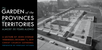 National Capital Commission | Garden of the Provinces, 1962