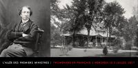 L'allée des Premiers ministres : Promenade en Français