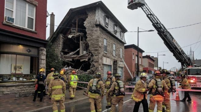 City Demolishing Part Of Hintonburg S Magee House
