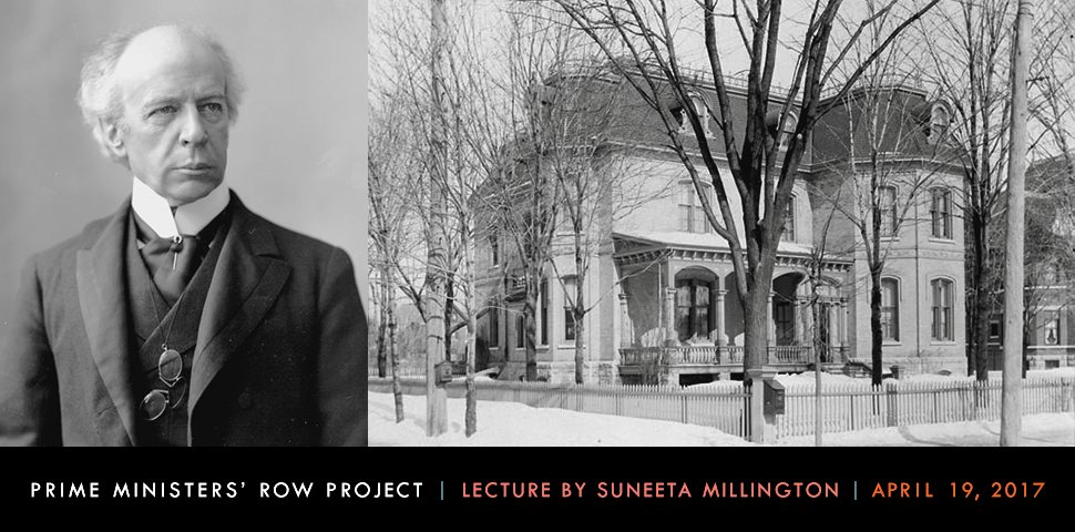 Heritage Ottawa Lecture: Prime Ministers' Row Project